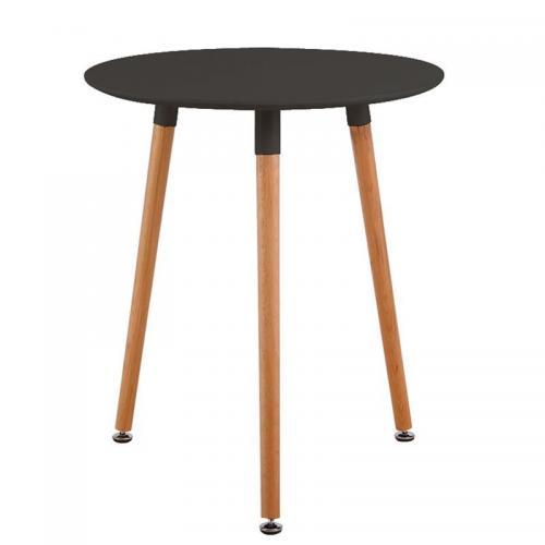 ART Τραπέζι Μαύρο MDF