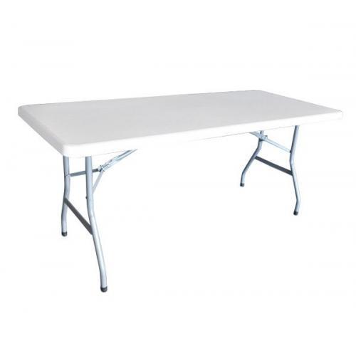 BLOW-R Τραπέζι Συνεδρίου Catering - Πτυσσόμενο Άσπρο