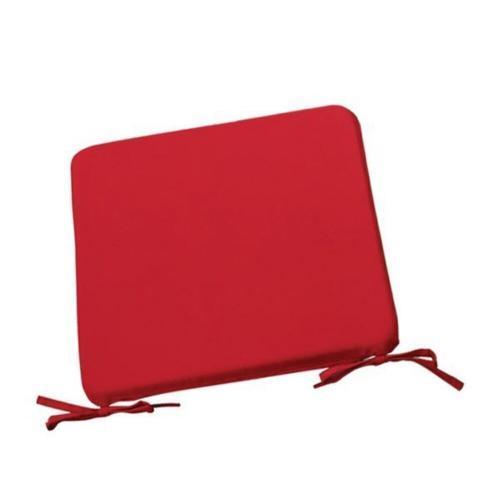 CHAIR Μαξιλάρι καθίσματος Κόκκινο