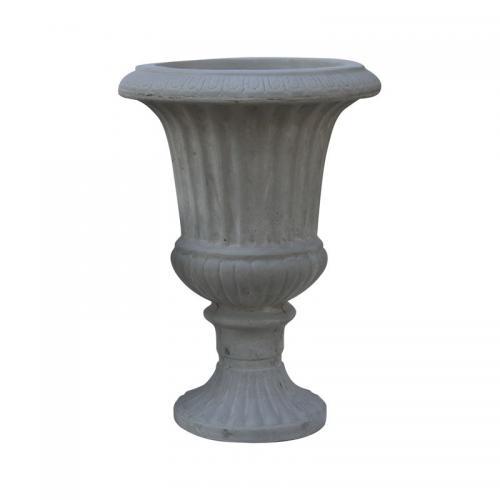 FLOWER POT-6  Φ55x79cm Cement Grey