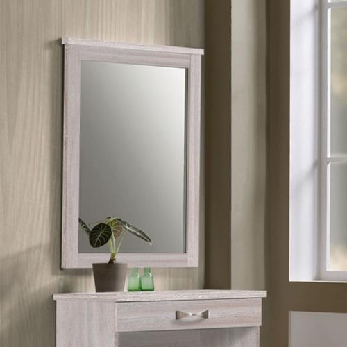 LIFE Καθρέπτης White Wash