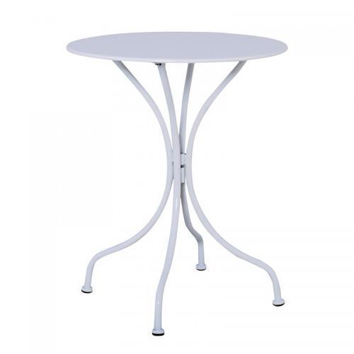 PARK τραπέζι Μεταλλικό Άσπρο