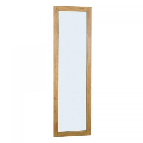 REFLEX Καθρέπτης Ξύλο Ακακία Φυσικό