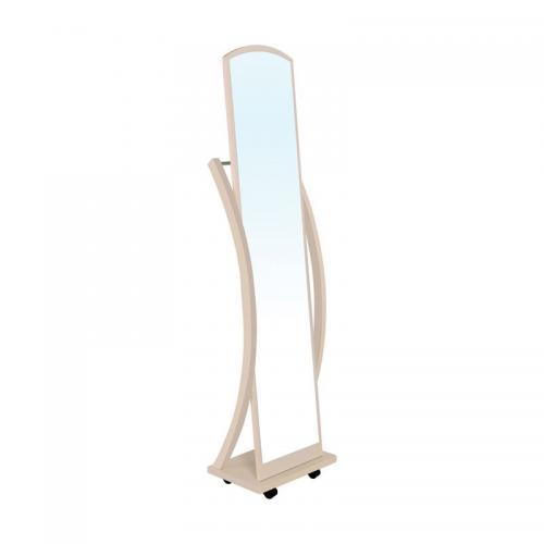 ROGER Καθρέπτης Δαπέδου Ξύλο - Απόχρωση Φυσικό
