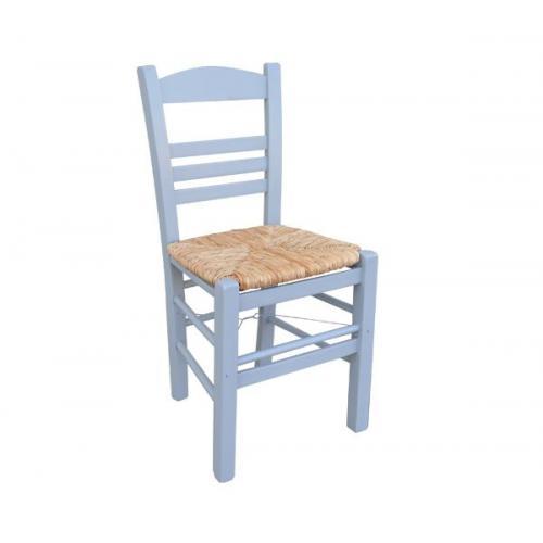 ΣΙΦΝΟΣ Καρέκλα Εμποτισμός Λάκα Γκρί