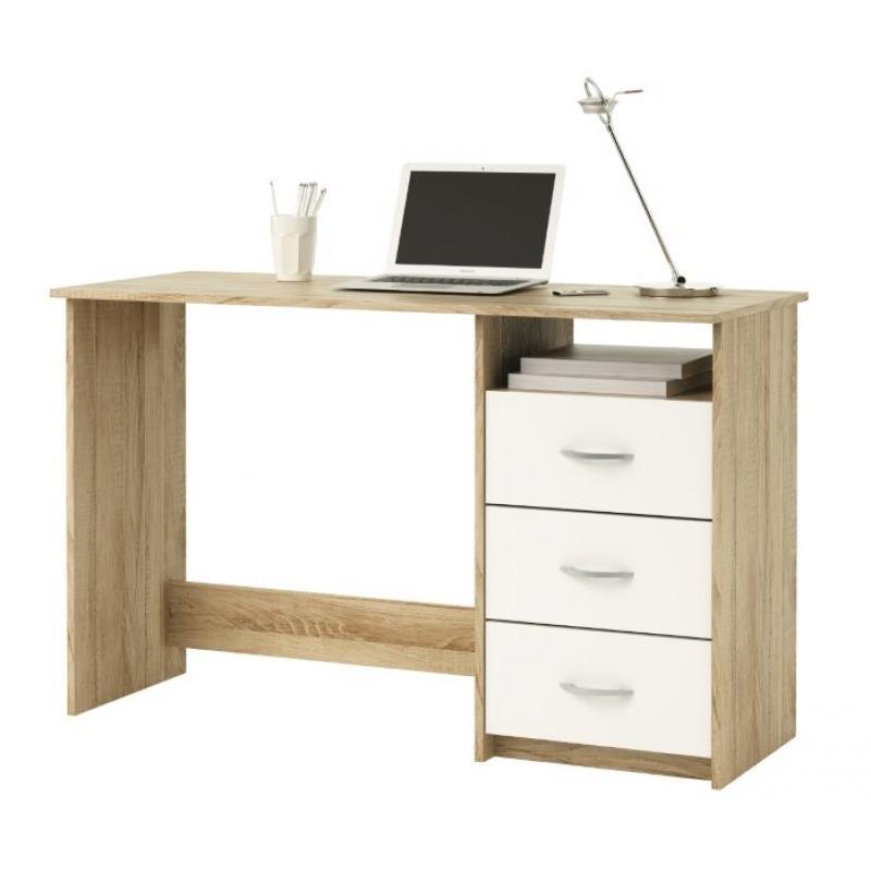 Γραφείο Platon-Λευκό Φυσικό