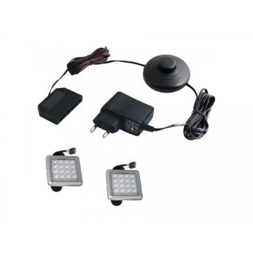 Φωτισμός LED - 2τμχ