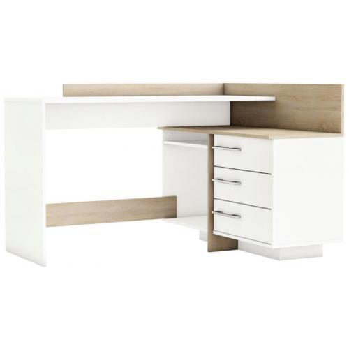 Γραφείο Tristan-Φυσικό - Λευκό