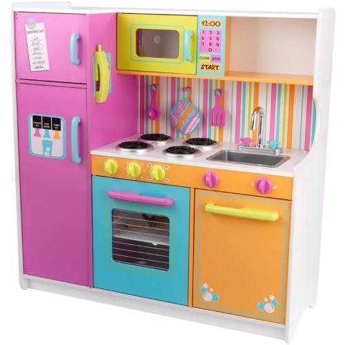 Κουζίνα KidKraft Deluxe Big and Bright