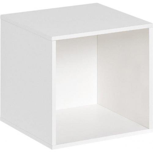 Ανοικτό κουτί αποθήκευσης Balance Medium-Λευκό