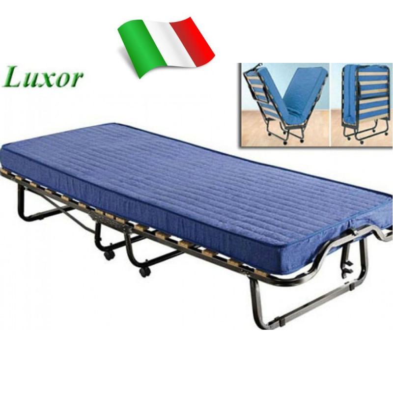 Ράντζο - Κρεβάτι Σπαστό Luxor  90x200 Στρώμα 10cm